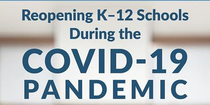 COVID-19 and K-12 Schools: Updates From the Field